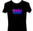 LED T-Qualiser V2 T-shirt